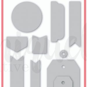 Uniquely Creative Die - Cut-a-Part Essentials #1