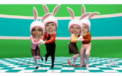Happy Easter From Year 3 Staff