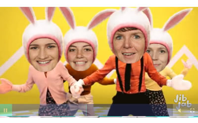 Happy Easter From Year 4 Staff