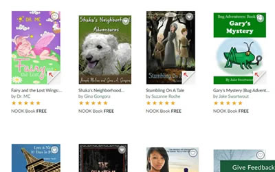 Free Websites with Online Books for Children