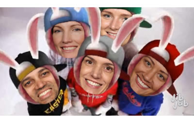Happy Easter from Year 5 & 6 Teachers