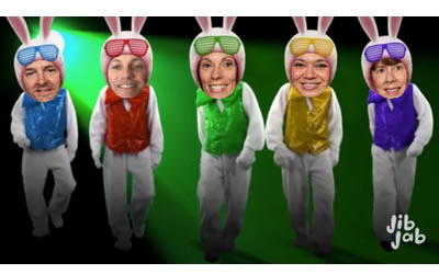 Happy Easter From The Specialist Teachers