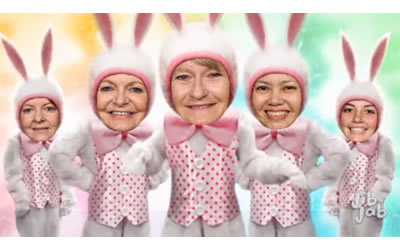 Happy Easter From Kindy Staff